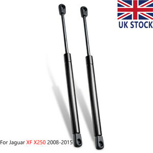 Rear Tailgate Boot Gas Struts Springs 8X23406A42AC For Jaguar XF X250 2008-2015