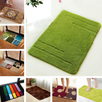 Modern Soft Area Rugs Anti-Skid Living Room Bedroom Carpet Home Door Floor Mat