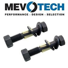 For Chrysler Plymouth Pair Set of 2 Front Alignment Camber Kits Mevotech MK7256