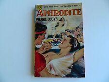 Aphrodite by Pierre Louys, Avon #257, 1950