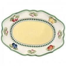 French Garden, Vassoio o Piatto Ovale 37 cm, Porcellana, Villeroy & Boch