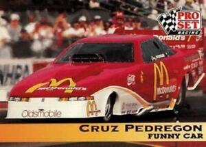 #118 Cruz Pedregon's Car - Larry Minor Motorsports - 1992 Pro Set NHRA