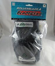 Brand New, Rollerblade Black Skate Protective Knee Pads ( 1 Pair) SMALL