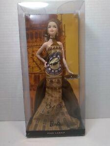 Barbie Doll of the World Landmark Collection Big Ben T3770 2002 Pink Label