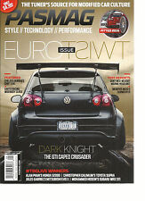 PASMAG, PERFORMANCE AUTO & SOUND STYLE / TECHNOLOGY / PERFORMANCE AUG/ SEP, 2016