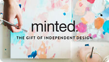 Minted $75 Gift Card