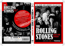 The Rolling Stones - Rare And Unseen (DVD, 2010) NEW ITEM