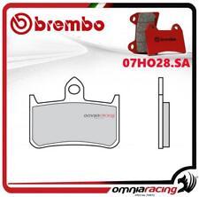 Brembo SA - Pastiglie freno sinterizzate anteriori per Honda NR750 1992>