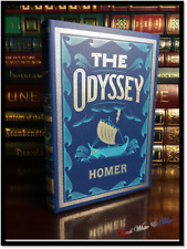 The Odyssey by Homer Brand New Leather Bound Deluxe Collectible Classic Journey