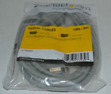 NEW Genuine Dell Null Modem Cable Female to Female 10FT DB9 RS232 N3Y4T