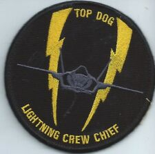 USAF PATCH  61 Aircraft Maintenance Unit on Velkro  Air Force Squadron patch