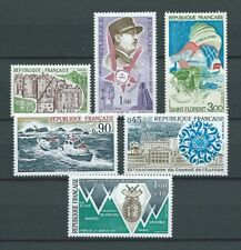 FRANCE - 1974 YT 1791 à 1797 - TIMBRES NEUFS** MNH LUXE
