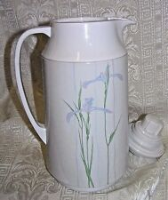 Corelle SHADOW IRIS Corning Thermique Insulated Carafe Thermos Server
