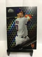 2020 Topps Chrome Black - PETE ALONSO - Mets Refractor Parallel SP 194/199 ⚾️ 🔥