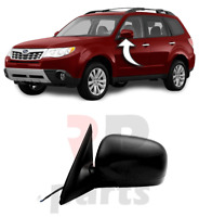 FOR SUBARU FORESTER 2011-2013 WING MIRROR ELECTRIC HEATED FOR PAINTING LEFT LHD