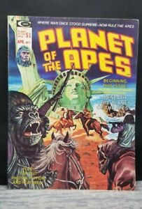 Stan Lee Presents Planet of the Apes #7 Beneath the Planet of the Apes 1974