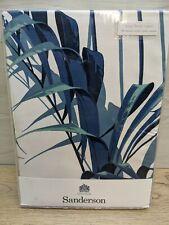 SANDERSON Palm House Cotton Sateen 200TC Duvet Cover - KING SIZE 230x220cm