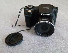 Canon PowerShot sx500 is cámara digital de 16 megapixeles