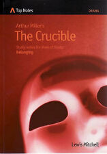 Arthur Miller's The Crucible: Study Notes for Area of Study: Belonging...