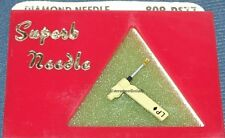 PHONOGRAPH NEEDLE 809-DS77 for MAGNAVOX MICROMATIC EVG 132 163 N314