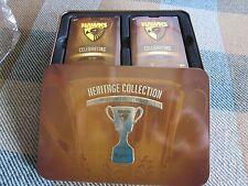 HAWTHORN HERITAGE TIN CARD SET 1961-2011 / GRAHAM ARTHUR HAND SIGNED /PHOTOPROOF