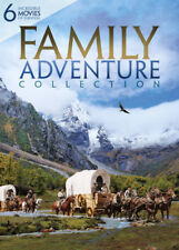 Family Adventure Collection: 6 Incredible Movies Of Survival [New DVD] Full Fr