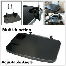 Multi-function Car Computer Stand Laptop Desk Drink Rack Chair Brackets Foldable