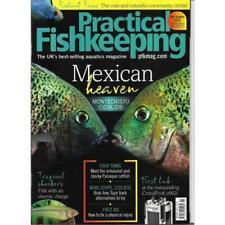 Practical Fishkeeping Magazine January 2019 Issue 1 PFK Mag Montecristo Cichlids