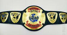 ECW World Television Wrestling Championship Belt WCW NWA UWF AWA