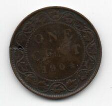 Canada - 1 Cent 1904