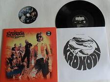 LP coccodrillo First Recordings (LP & DVD) coccodrillo LP/DVD 01-2014 - STILL SEALED