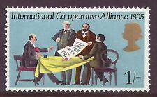 Sg 821c 1970 1 / - Aniversarios variedad « verdes » omitido desmontado mint/mnh