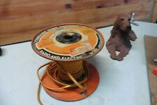 Cornish wire corwico vintage strandedbyellow cloth radio & electric 14/2 apx 50'