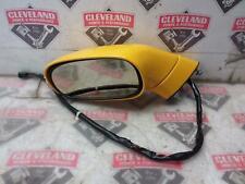 2003-2006 Chevrolet SSR OEM Left Side Door Mirror; Power -- Yellow