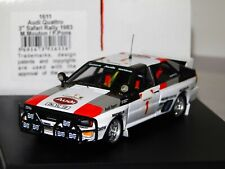 AUDI QUATTRO #1 MOUTON SAFARI RALLY 1983 TROFEU 1611 1:43