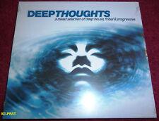 DEEP THOUGHTS A Mixed selection of deep house, tribal & progressive - Precintado