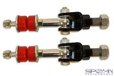 Spherical Front Sway Bar End Links | 1993-2002 GM F-Body with Factory A-Arms