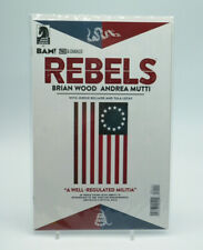 Rebels #1 Dark Horse Comics NM Free Shipping