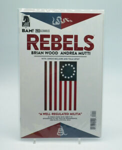 Rebels #1 Dark Horse Comics NM Free Shipping