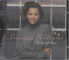 Vanessa Williams ‎– The Sweetest Days   cd