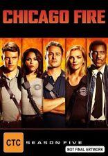 Chicago Fire : Season 5 (DVD, 2018, 6-Disc Set)