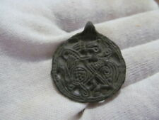 Ancient bronze pendant of the Vikings 10-11 AD № 729/1