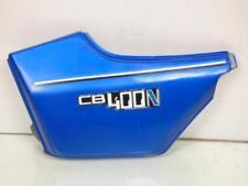 Cache latéral gauche moto Honda 400 CBN 83700-443-6100 Occasion coque carenage