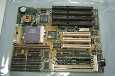 AT Motherboard with Intel Pentium100 Socket 7 CPU 32MB EDO ram Freetech 586F61