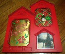 Hallmark Christmas Cards 3D Merry Christmas Keepsake Collectible Box of 24