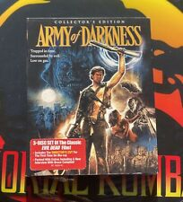 Army Of Darkness (1992) Scream Factory BLU-RAY Collectors Edition w/ Slipcover