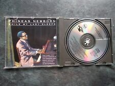 PHINEAS NEWBORN/DENNIS FARNON WHILE MY LADY SLEEPS CD ALBUM EXC Made in Germany