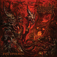 Depravity Evil Upheaval CD 2018 Australian Death Metal New