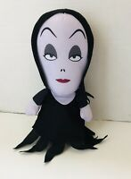 Addams Family Movie Morticia Plush Doll Toy Halloween Witch Prop