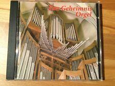 Das Geheimnis Orgel ? Eine Einführung mit Klangbsp. 1 CD, TMK